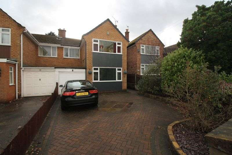 3 Bedrooms Semi Detached House for sale in Grosvenor Place, Oxton