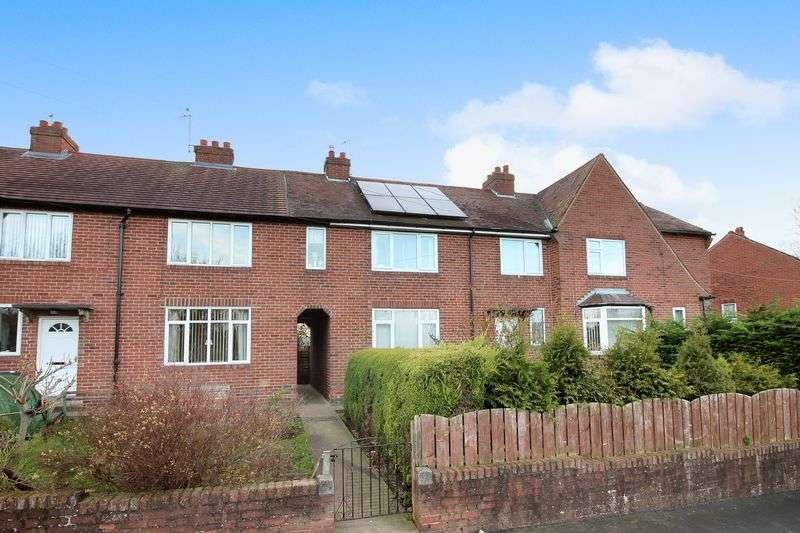 4 Bedrooms Terraced House for sale in Gallows Hill, Ripon