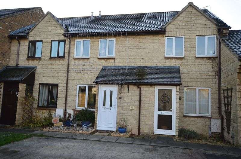 2 Bedrooms Terraced House for sale in Birchwood, Carterton
