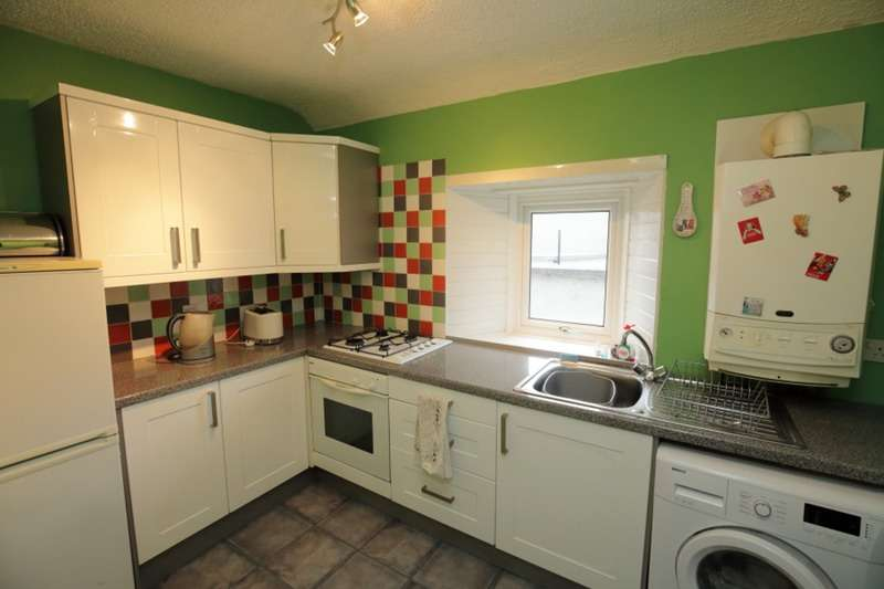 2 Bedrooms Flat for sale in High Street, Irvine, Ayrshire, KA12