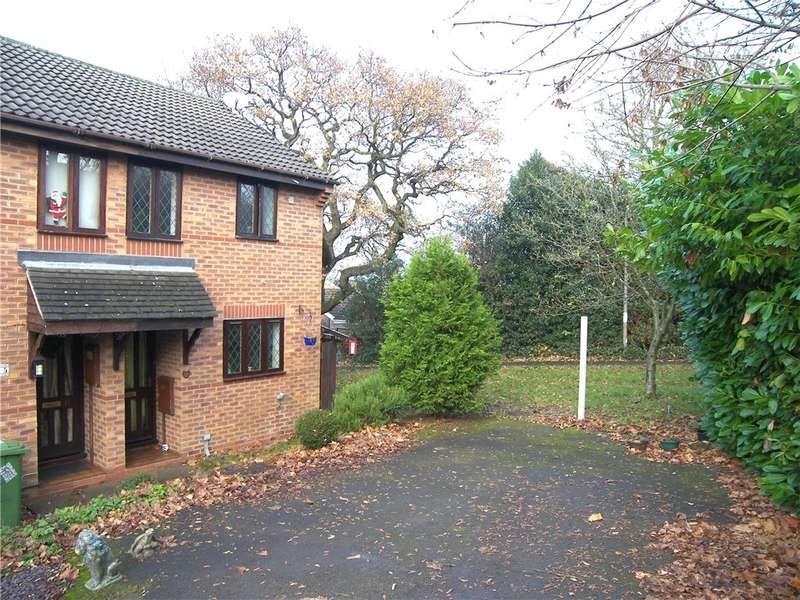 2 Bedrooms Semi Detached House for sale in Yardley Way, Belper, Derbyshire, DE56