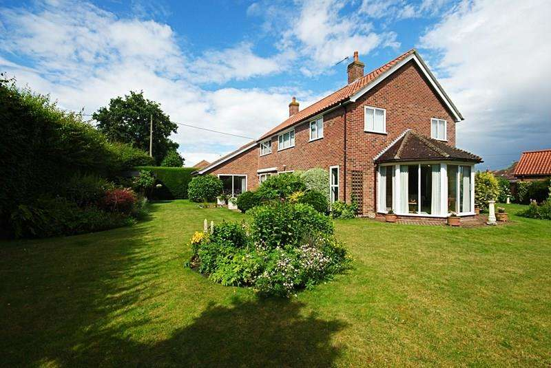 4 Bedrooms Detached House for sale in Tavern Lane, Diss