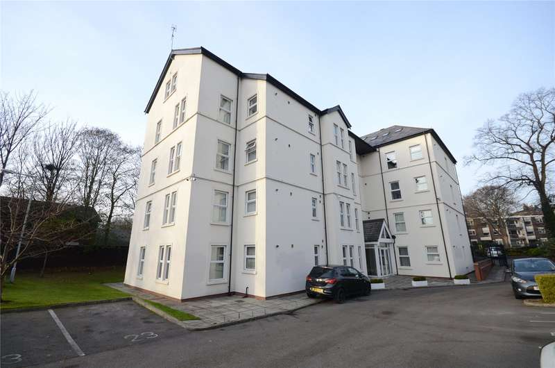 3 Bedrooms Apartment Flat for sale in Belvedere House, 4 Ullet Road, Liverpool, L8