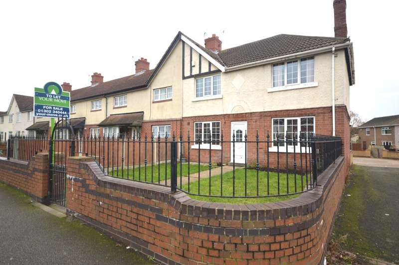 3 Bedrooms Property for sale in Emerson Avenue, Stainforth, Doncaster, DN7