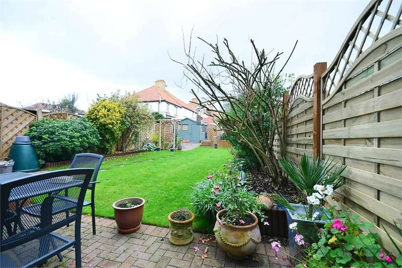 4 Bedrooms Semi Detached House for sale in Green Lane, Norbury