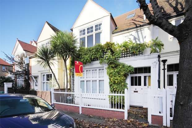4 Bedrooms Terraced House for rent in Blandford Road, Chiswick
