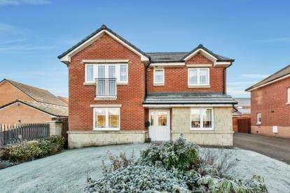 "4 Bedrooms Detached House for sale in Greenoakhill Gate, ""The Avenues"", Uddingston, North Lanarkshire"