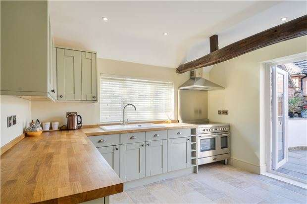 2 Bedrooms Cottage House for sale in The Green, Drayton, ABINGDON, Oxfordshire, OX14 4JA