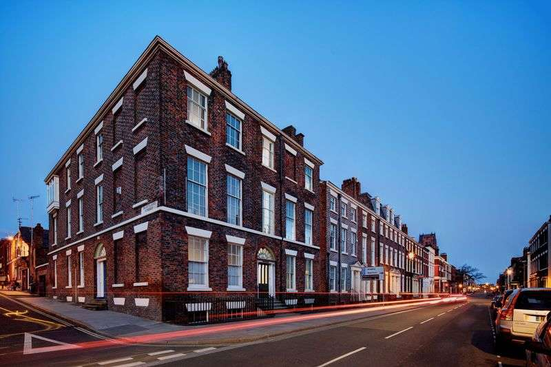12 Bedrooms Terraced House for sale in Rodney Street , Liverpool
