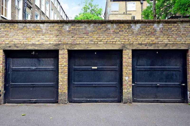 Garages Garage / Parking for sale in Nevern Square, Earls Court, SW5