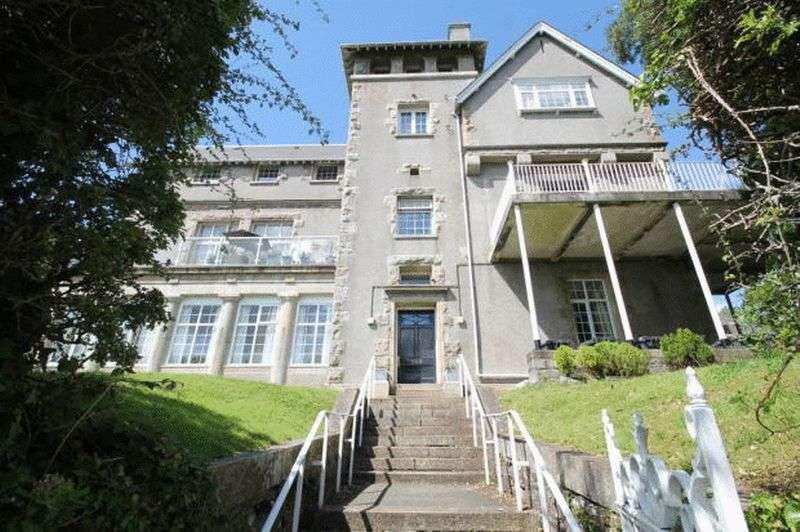 1 Bedroom Flat for sale in Crescent Road, Ivybridge