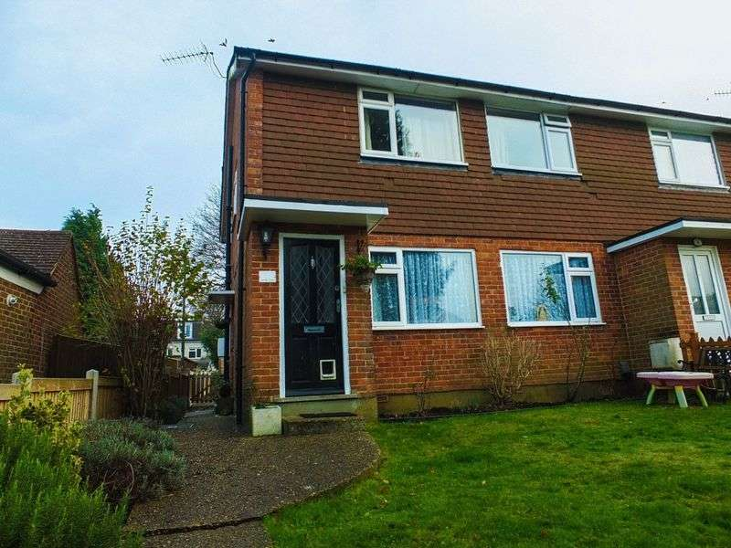 2 Bedrooms Flat for sale in Eldon Road, CATERHAM, Surrey