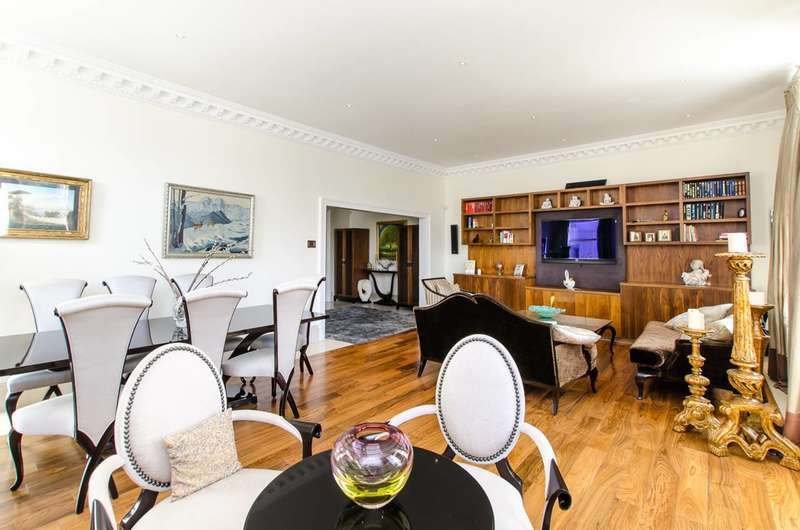 3 Bedrooms Flat for sale in Queens Gate, South Kensington, SW7