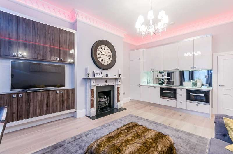 2 Bedrooms Flat for sale in Stanhope Gardens, South Kensington, SW7