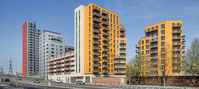 1 Bedroom Flat for sale in Lumire, Rathbone Market, Canning Town