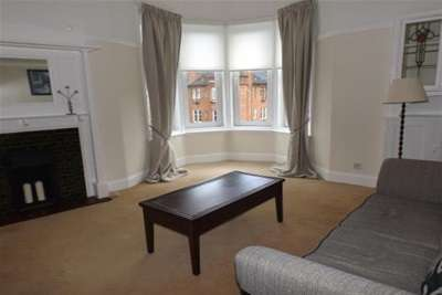 2 Bedrooms Flat for rent in Crow Road, Broomhill