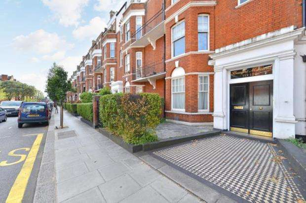 3 Bedrooms Apartment Flat for sale in Beaufort Mansions, Beaufort Street, London, SW3