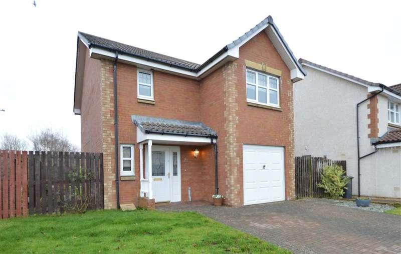 3 Bedrooms Detached House for sale in Glenshee Gardens, Carluke