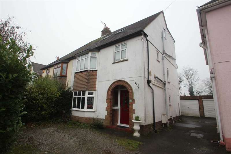 5 Bedrooms Semi Detached House for sale in De Vere Road, Colchester