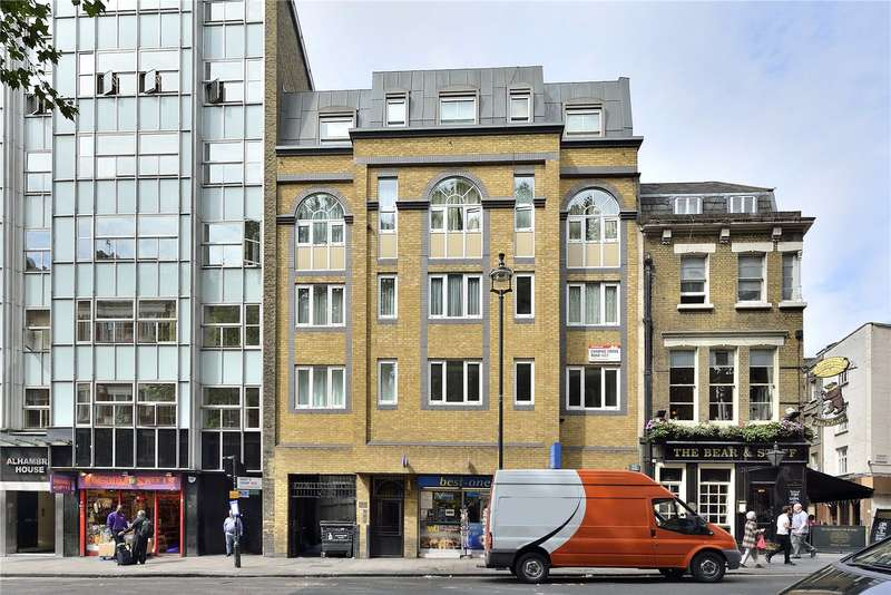 2 Bedrooms Flat for sale in Charing Cross Road, Covent Garden, WC2H