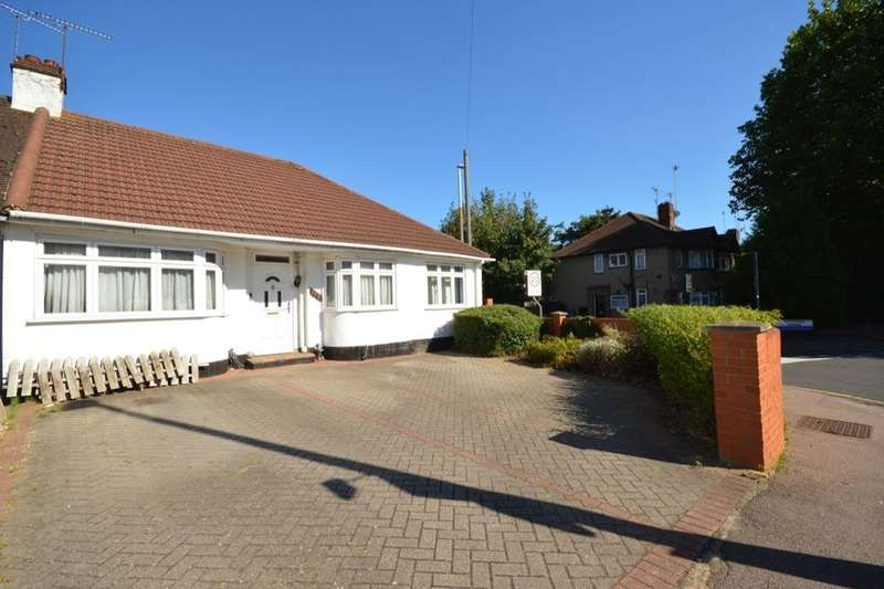 3 Bedrooms Semi Detached Bungalow for sale in Bushey Mill Lane, Watford, WD24