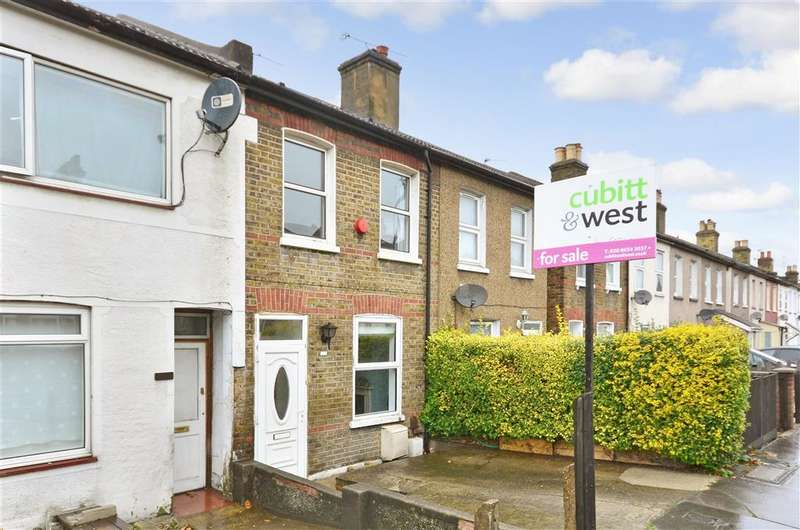 2 Bedrooms Terraced House for sale in Whitehorse Road, Croydon, Surrey