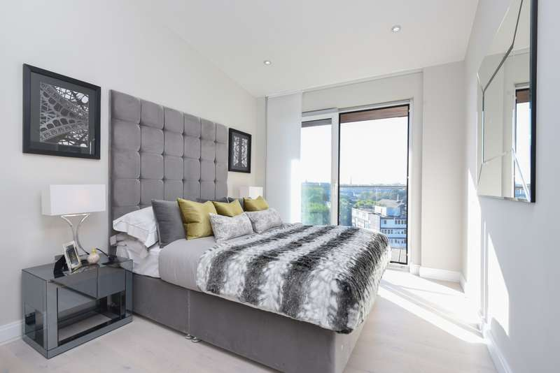 2 Bedrooms Flat for sale in Plough Road, Battersea, SW11
