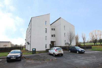 2 Bedrooms Flat for sale in Alford Place, Linwood
