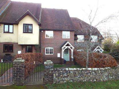 3 Bedrooms Terraced House for sale in Soberton, Southampton, Hampshire