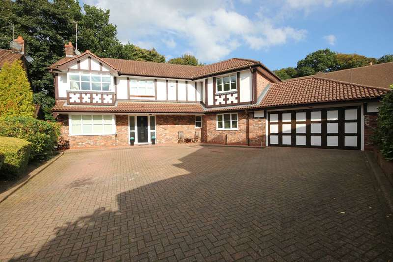 5 Bedrooms Detached House for sale in Woodside Lane, Poynton