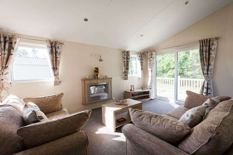 2 Bedrooms Lodge Character Property for sale in New Romney, Kent
