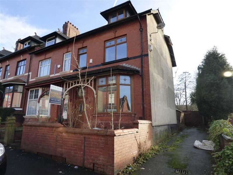 4 Bedrooms Property for sale in Werneth Hall Road, Coppice, Oldham, OL8