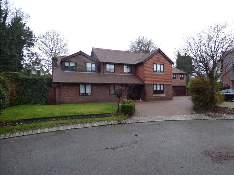 6 Bedrooms Detached House for sale in Heathwood, Liverpool, Merseyside, L12