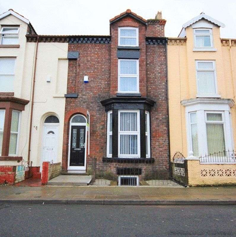 4 Bedrooms Terraced House for sale in Sutton Street, Tuebrook, Liverpool, L13