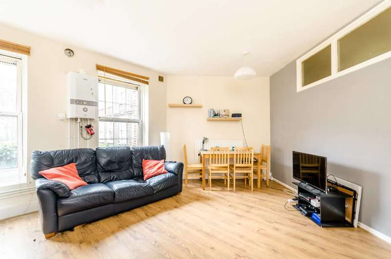 2 Bedrooms Flat for sale in Evelyn Street, Deptford, SE8