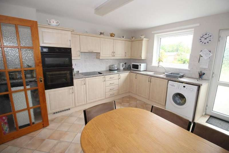 4 Bedrooms Detached House for sale in Ryehill Park, Kirklinton, Carlisle, CA6