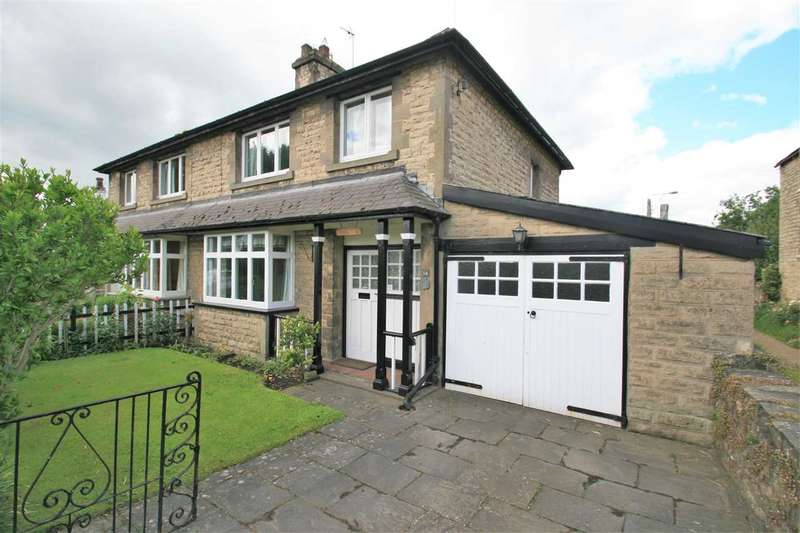 3 Bedrooms Semi Detached House for sale in Thorpe Lea, on the edge of glorious Wensleydale countryside, Masham HG4 4HZ
