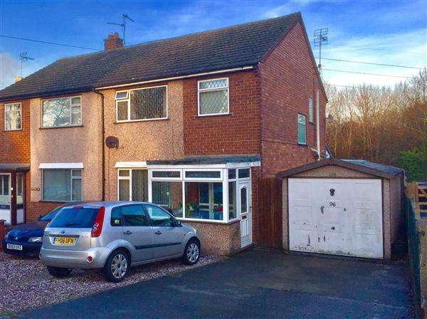 3 Bedrooms Semi Detached House for sale in Kelsterton Road, Connahs Quay