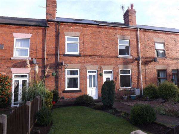 4 Bedrooms Terraced House for sale in Church Street, Clowne, Chesterfield