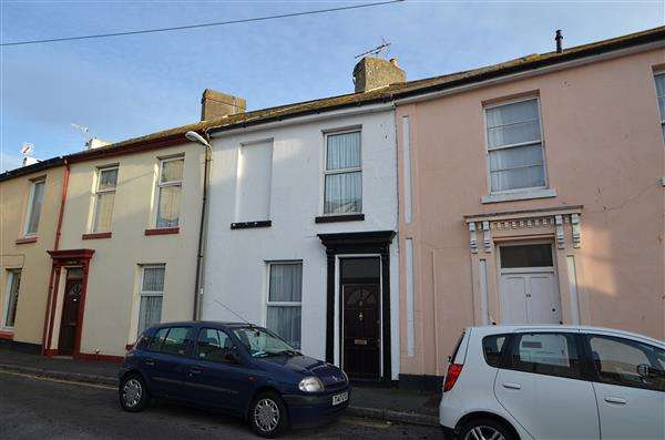 2 Bedrooms Cottage House for sale in King Street, Dawlish
