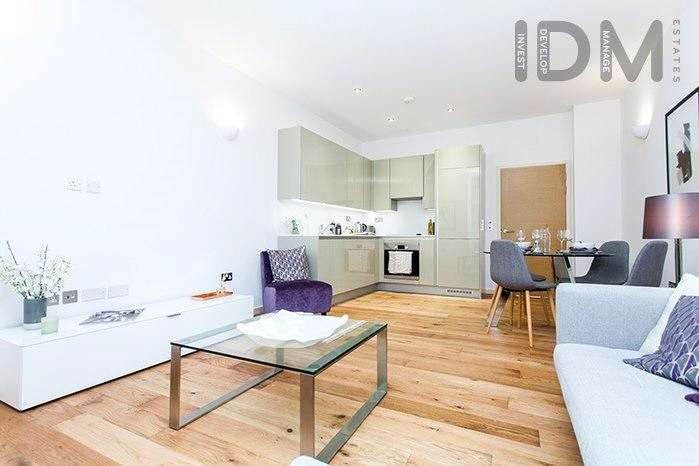 2 Bedrooms Flat for sale in East Street, Epsom, Surrey, KT17
