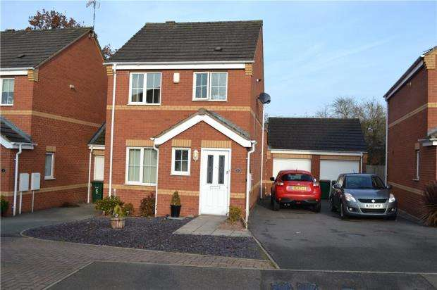2 Bedrooms Detached House for sale in Deighton Grove, Willenhall, Coventry, West Midlands