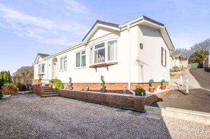 3 Bedrooms Mobile Home for sale in Totnes Road, Paignton, Devon