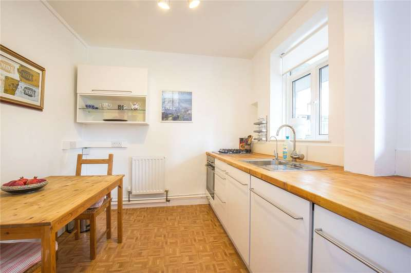 2 Bedrooms Apartment Flat for sale in Kenbrook House, Leighton Road, Kentish Town, London, NW5