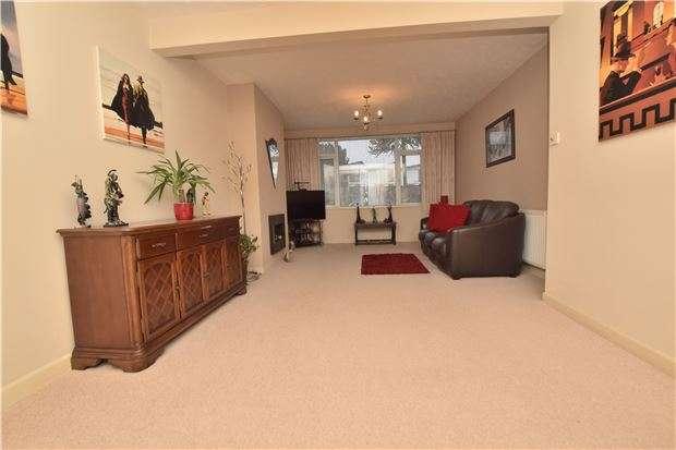 3 Bedrooms Semi Detached House for sale in Whittucks Road, Hanham, BS15 3PX