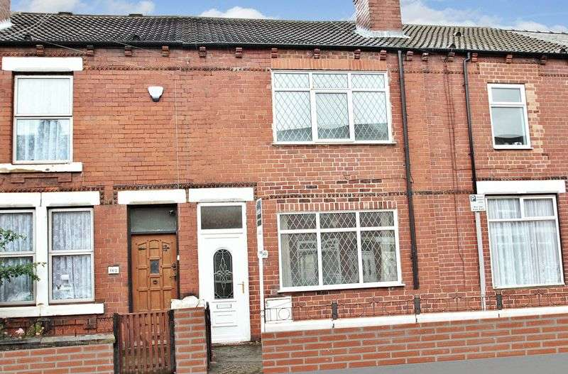 2 Bedrooms Terraced House for sale in Lower Oxford Street, Castleford