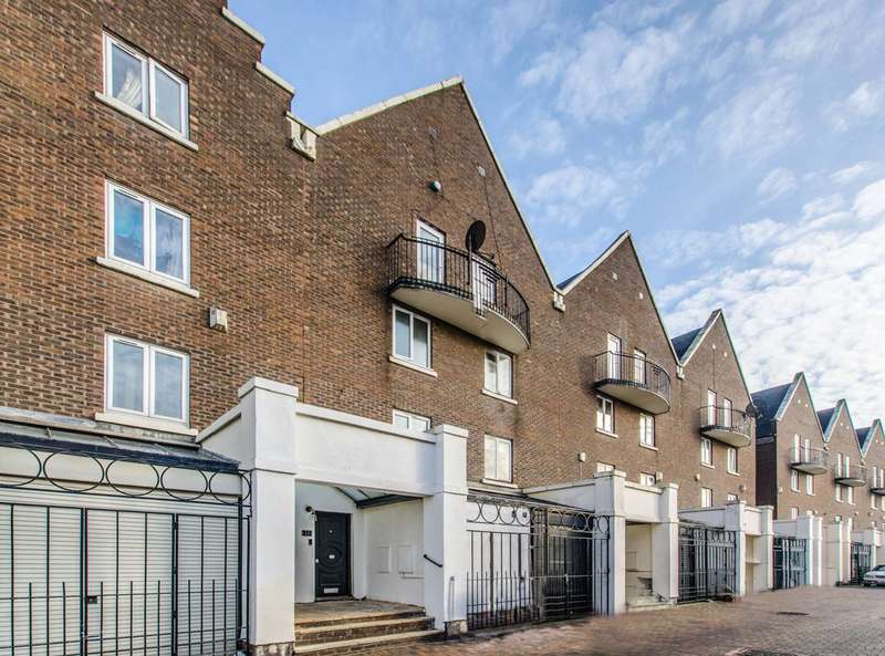 4 Bedrooms House for sale in Mariners Mews, Isle Of Dogs, E14