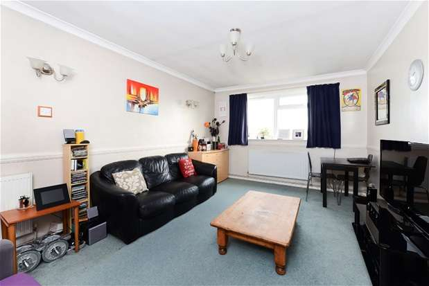 2 Bedrooms Flat for sale in Elsinore Road, Forest Hill