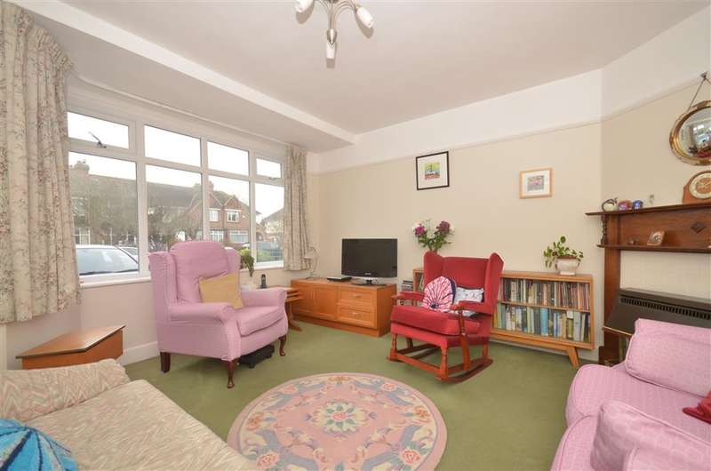 3 Bedrooms Terraced House for sale in Henry Avenue, Rustington, West Sussex