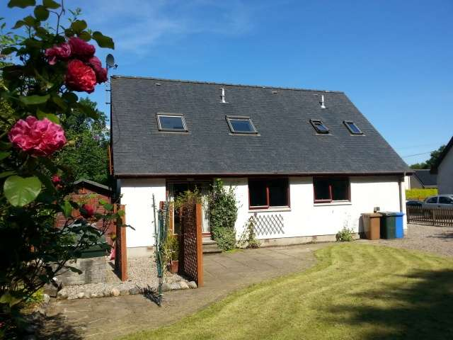 4 Bedrooms Detached House for sale in Nevis Bridge, Fort William, Highland, PH33 6PF